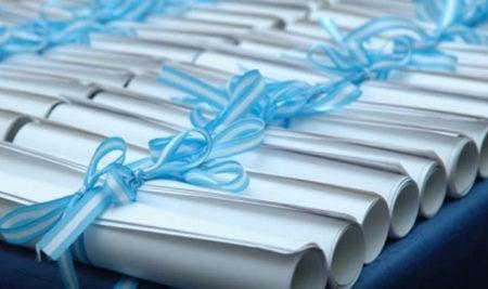 43 Psicopedagogos reciben sus diplomas