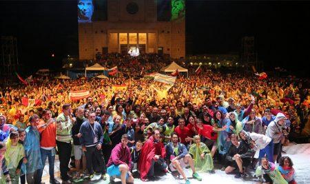 30º Aniversario del Movimiento Juvenil Salesiano Mundial