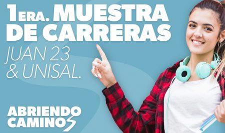 Primera Muestra de Carreras Juan23 – UNISAL