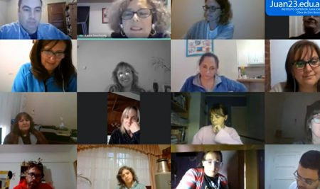 Más de 400 participantes en el conversatorio con Laura Duschatzky