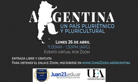 """""""Argentina: un país pluriétnico y pluricultural"""""""