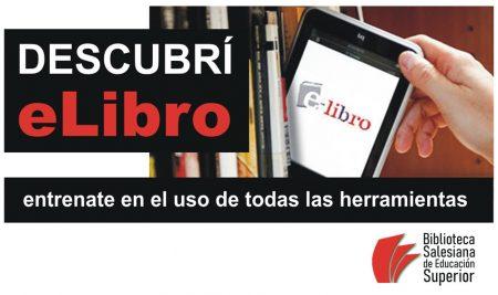 La Biblioteca organiza capacitación sobre el uso de la plataforma eLIBRO