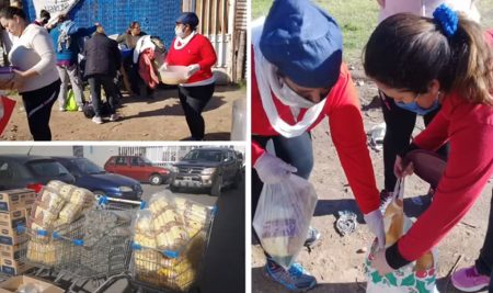 Salesianos Bahía: continúa la Campaña de Asistencia Alimentaria y Sanitaria